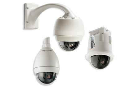 AutoDome 600 系列模拟 PTZ 摄像机